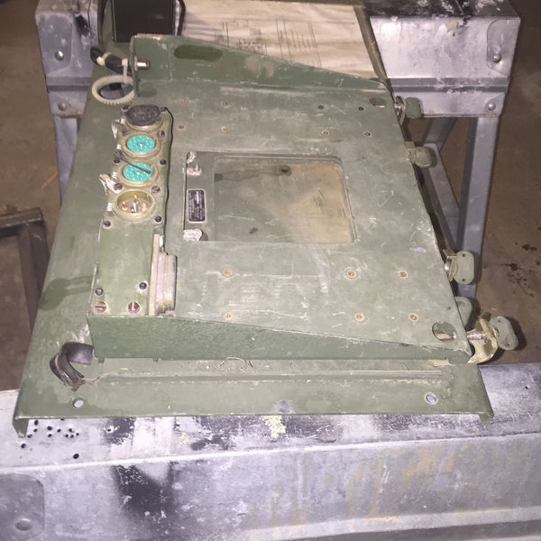Military Radio Rack & Speaker - MT-6352/VRC Mounting Base