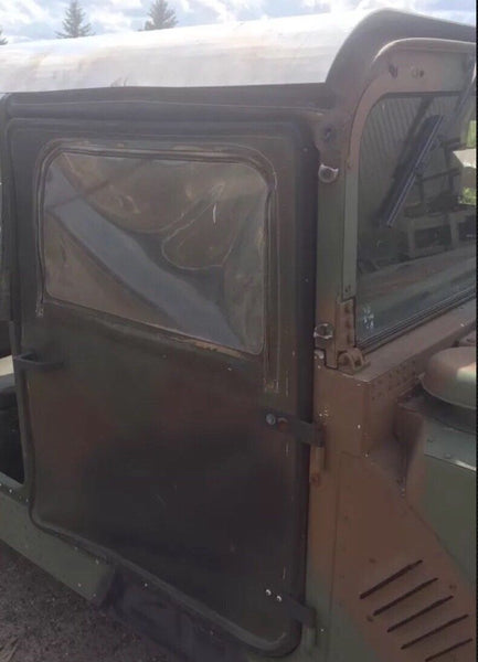 MILITARY HUMVEE 2 MAN HARD TOP ROOF ALUMINUM M998 HMMWV