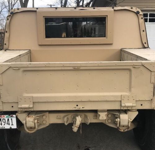Complete Hard Cab Kit - 2 X-Doors, Hard Top Roof, IRON CURTAIN. M998 MILITARY HUMVEE
