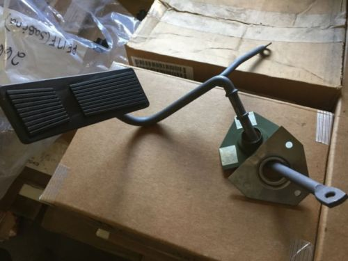 NEW M998 PEDAL WITH BELL CRANK 12338369 2540-01-217-2669 HUMVEE HMMWV