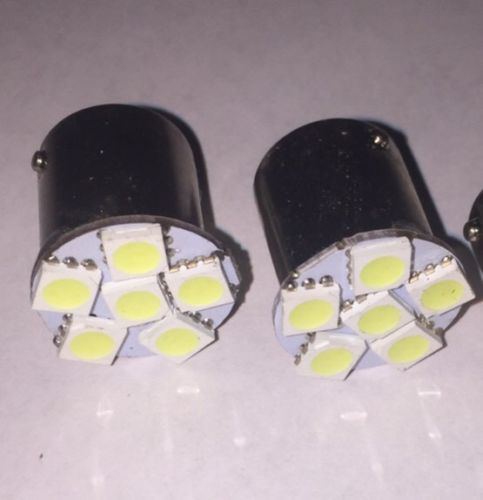 SIDE MARKER BULB PAIR (6 LED BRIGHTNESS) MILITARY HUMVEE M998 24V LED BULBS