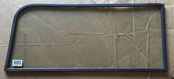 FULL HUMVEE WINDSHIELD (2 HALVES) + FULL GASKET - CLEAR - HMMWV M998 M1038