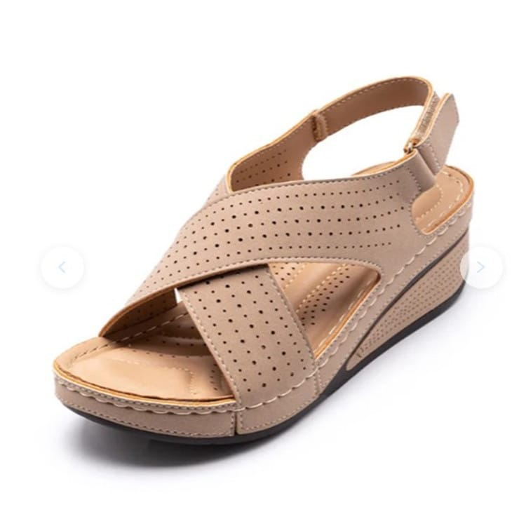 Hollow Out Wedges for Summer 21