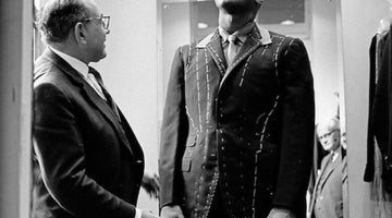 THE ART OF A CUSTOM SUIT