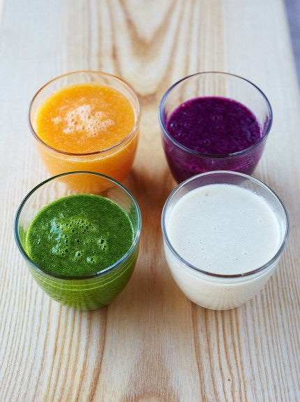 Jamie Olivers: Super Smoothies