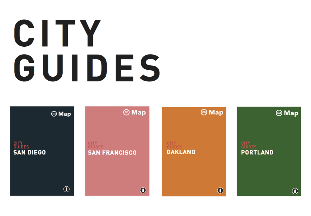 Introducing City Guides, by JSH x MAP