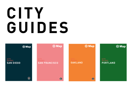 CITY GUIDES : SAN FRANCISCO