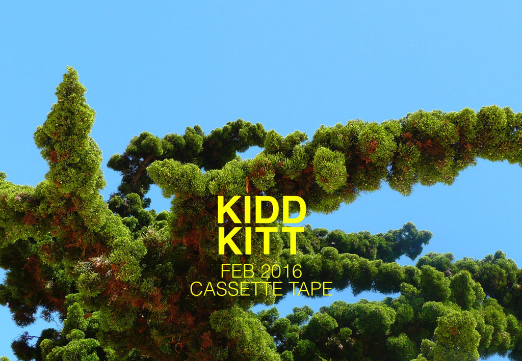 KIDDKITT'S CASSETTE TAPE SERIES CONTINUES WITH FEB PART III
