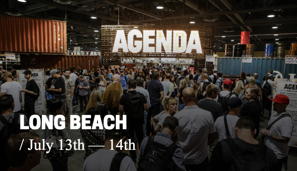 Agenda Trade Show Is Here!