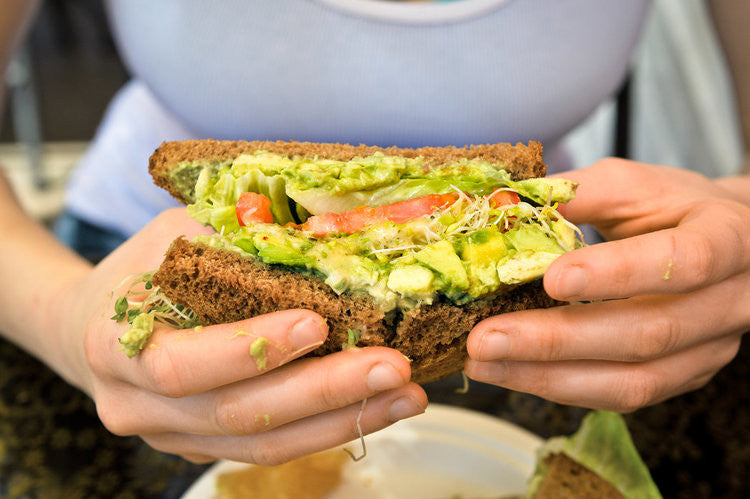 Avocado Sandwich Anyone?