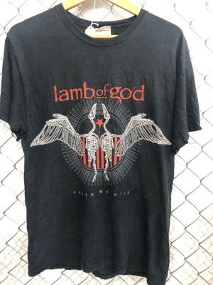 LAMB OF GOD VINTAGE TEE