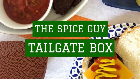 The Spice Guy Tailgate Box Saves Football Season