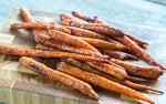 Cardamom and Ginger Carrots