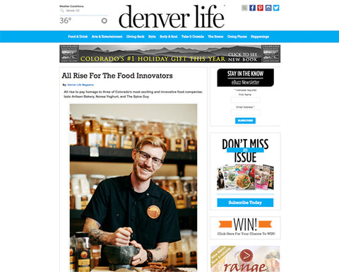 Denver Food Innovators
