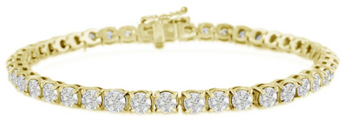 FREE Diamond Tennis Bracelet