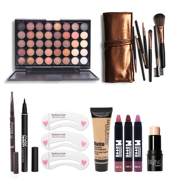 ALL In One Makeup Set