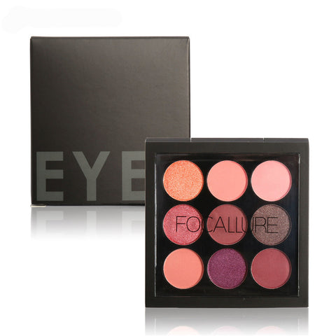 9 Colors Makeup Eyeshadow Palette