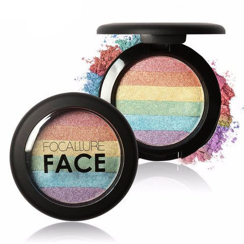 6 color Rainbow Highlighter