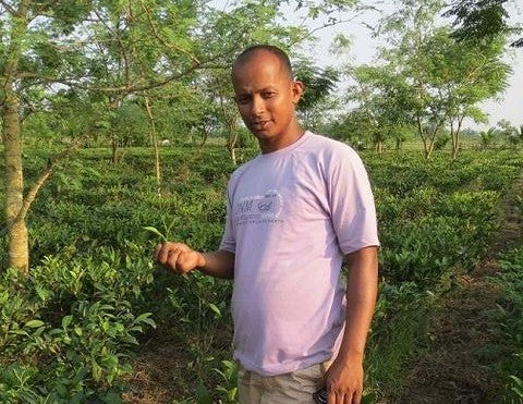 Pallabjyoti Nath - Organic Tea Grower