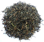 Delicate Dreams of Darjeeling Black Tea - Wet Leaves