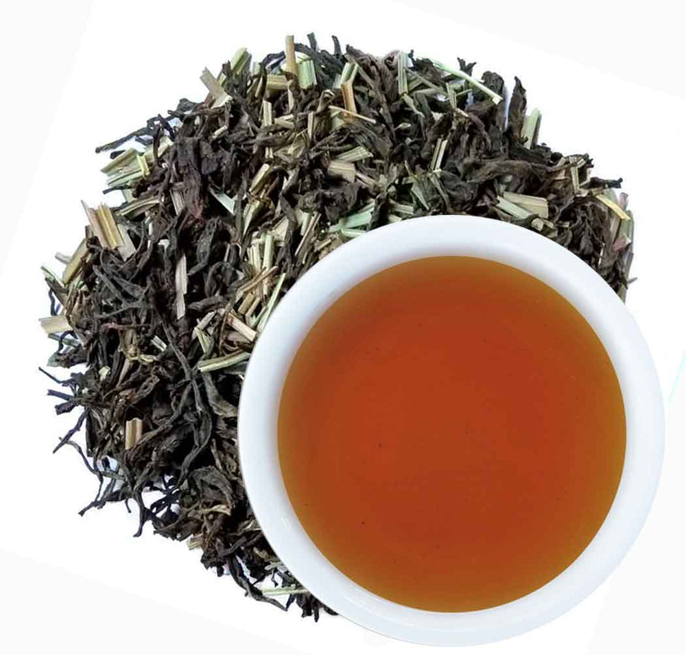 Ginger Lemongrass Oolong Special