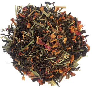 Organic Assam Black Wellness Tea - Dry Leaves