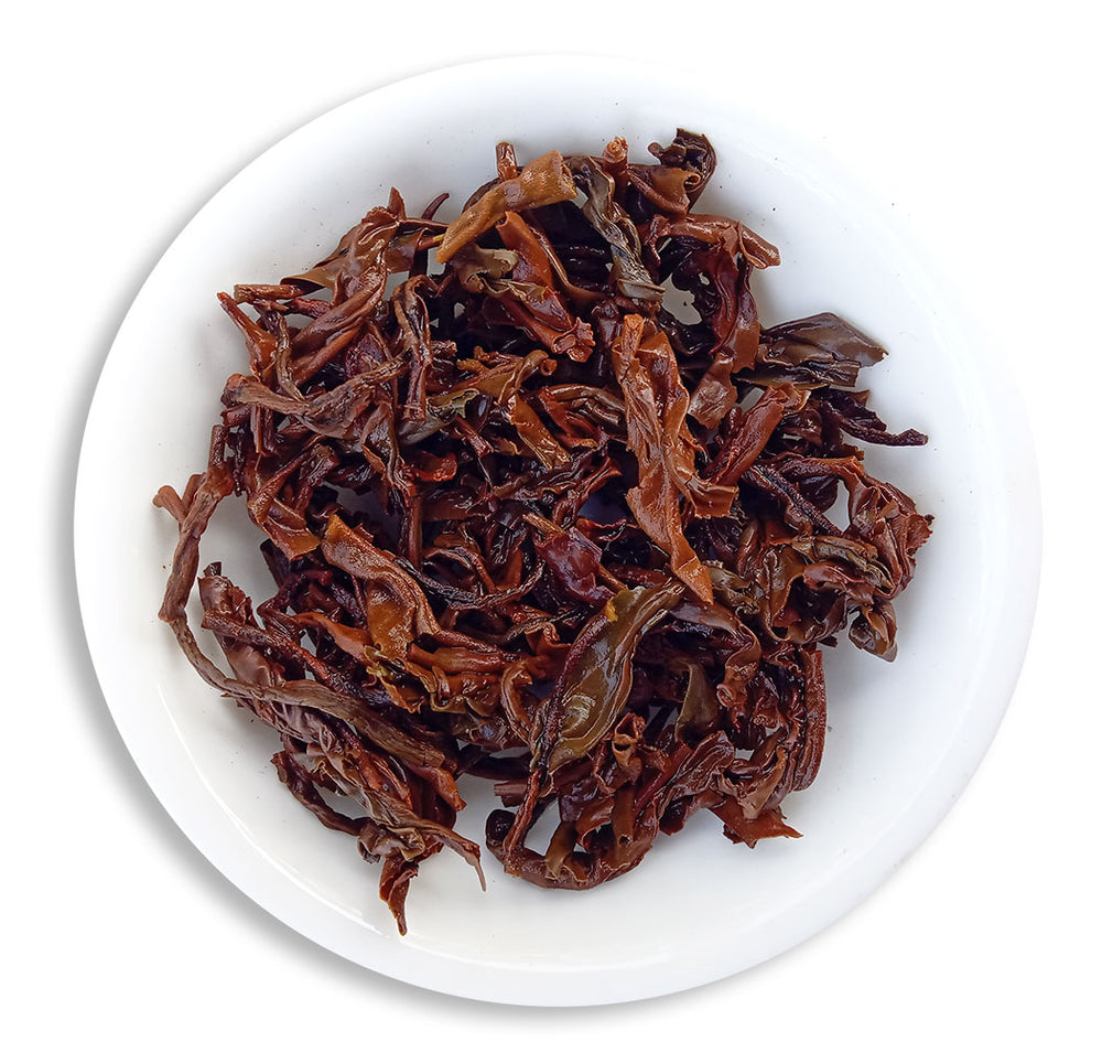 Organic Assam Tea :: Queen of Assam - Dry Leaves
