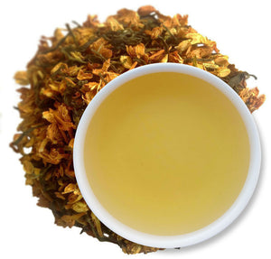 Organic Jasmine Green Tea :: Royal Jasmine