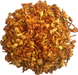 Organic Jasmine Tea :: Jasmine Queen - Dry Leaves