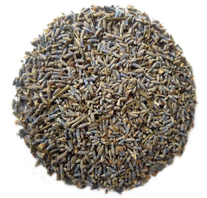 Organic Lavender Tea :: Lavender Luxury - Dry Leaves