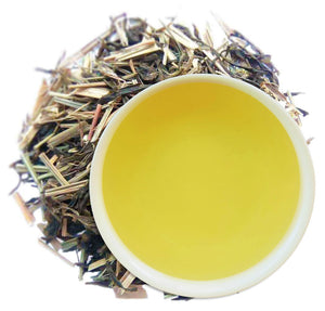 Organic Lemongrass Green Tea : Green Lemongrass Flare