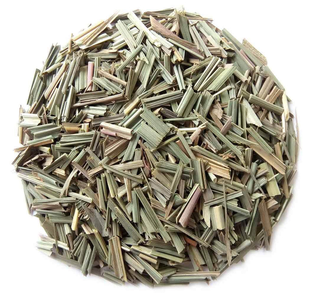 Organic Lemongrass Tea :: Lemongrass Verve - Dry Leaves