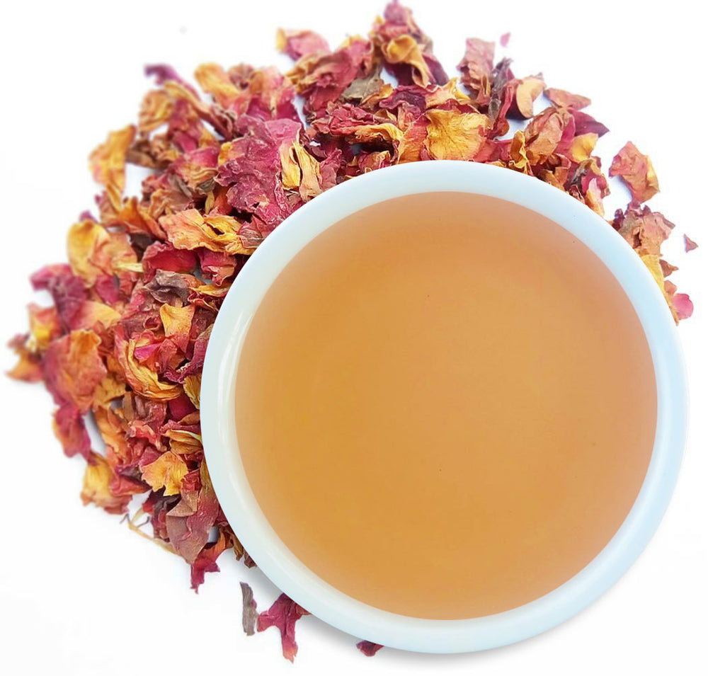 Organic Rose Tea :: Rose Delight