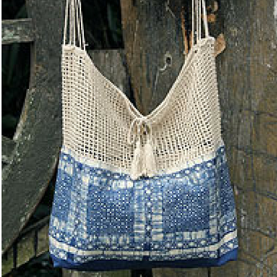Handmade, Batik Shoulder Bag