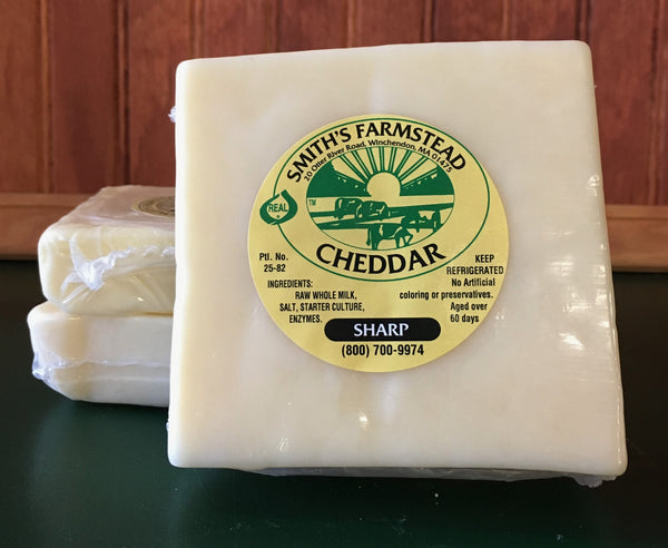 Smith's Country Cheese Sharp Cheddar