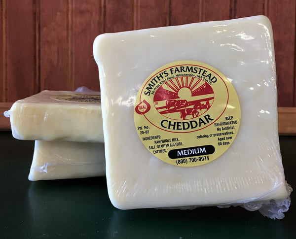 Smitih's Country Cheese Medium Cheddar
