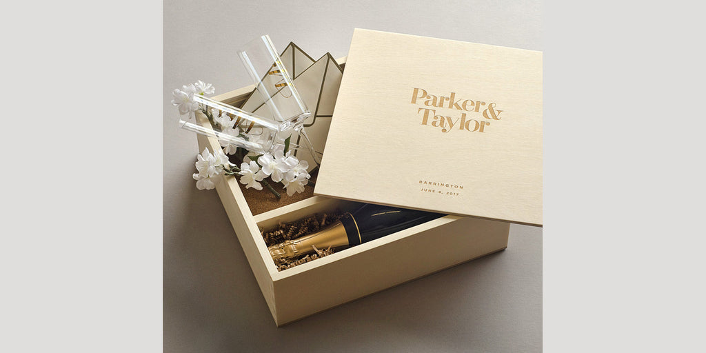 Wedding Ceremony Idea | 9 Steps to Plan the Perfect Wine Box ...