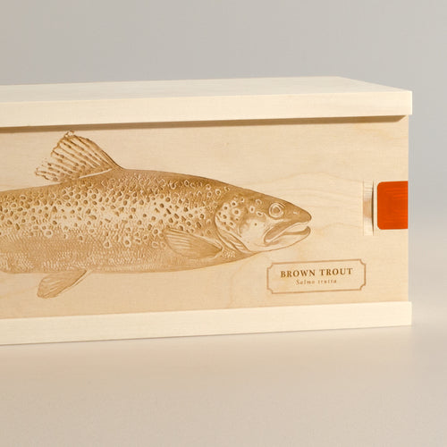 Wine Box: Fisherman