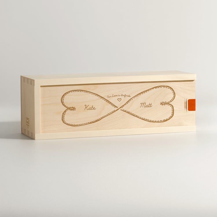 Wine Box: Infinite Love