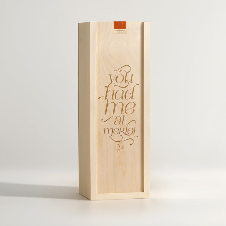 Wine Box: You had me at Merlot