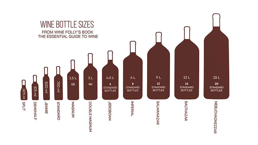 wine folly bottle size