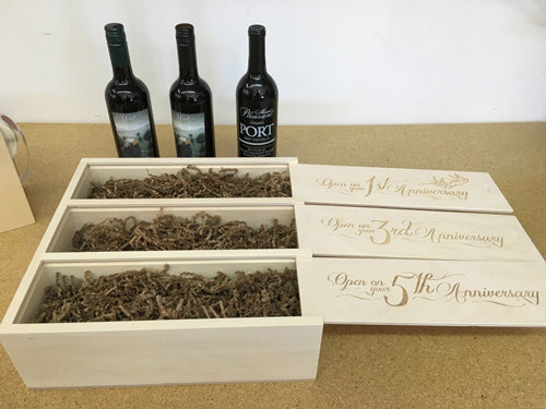 How to Pack Wine In Our Boxes: Step One
