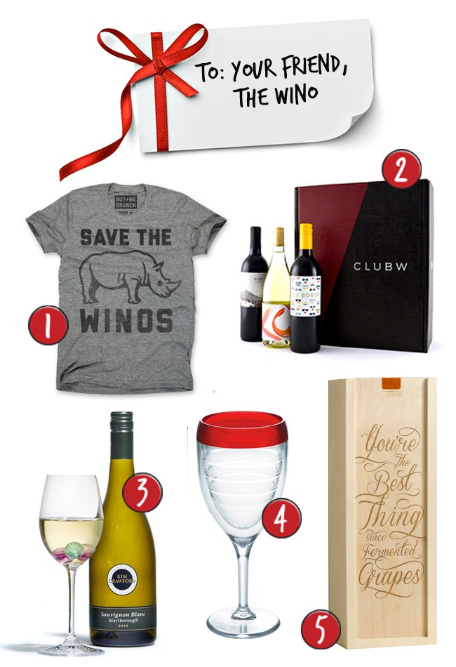 Gift Guide: Best Gifts to Give Your Wino Friends