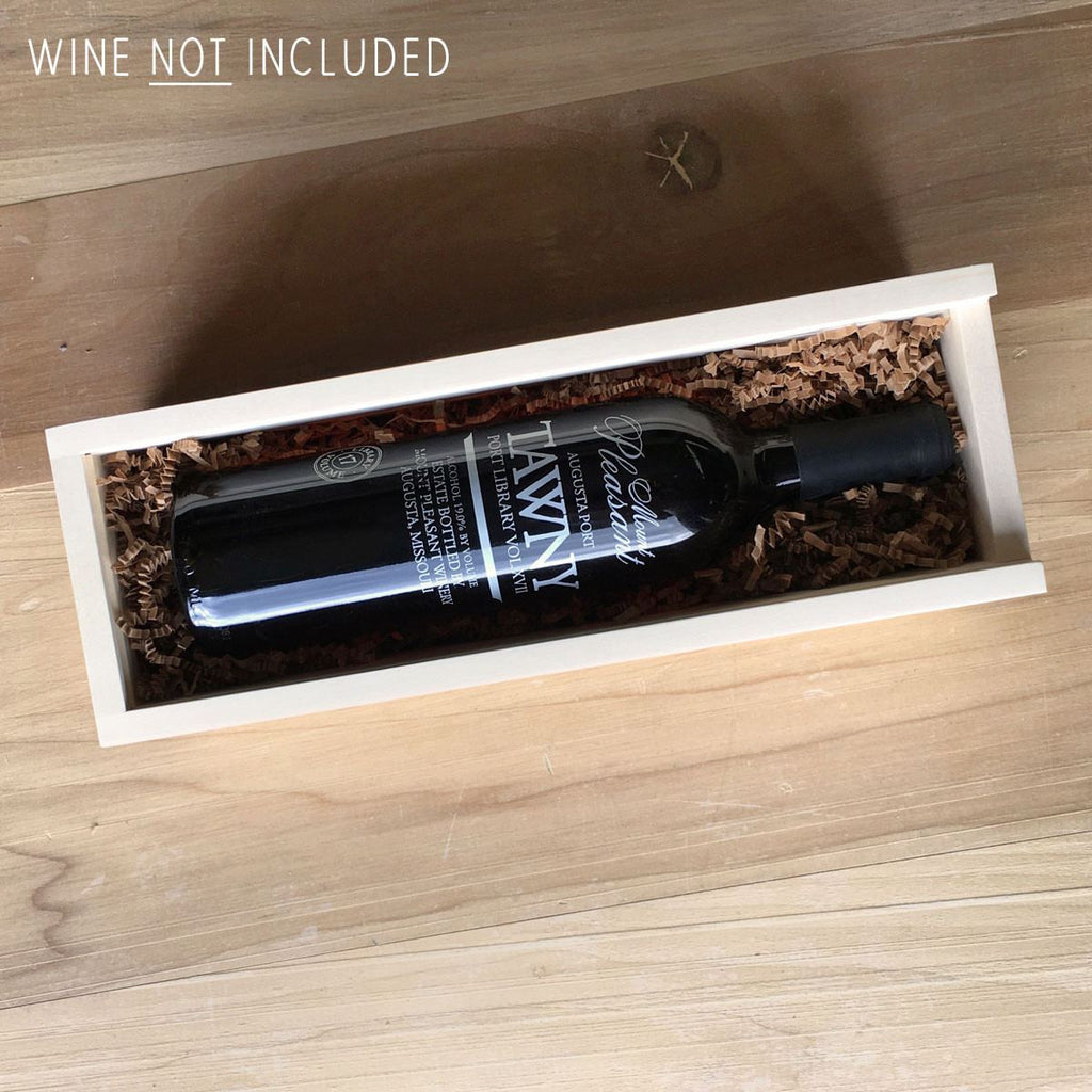 Fermented Grapes - Wine Box