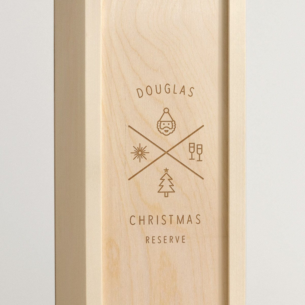 Christmas Reserve - Wine Box - Detail Image 1
