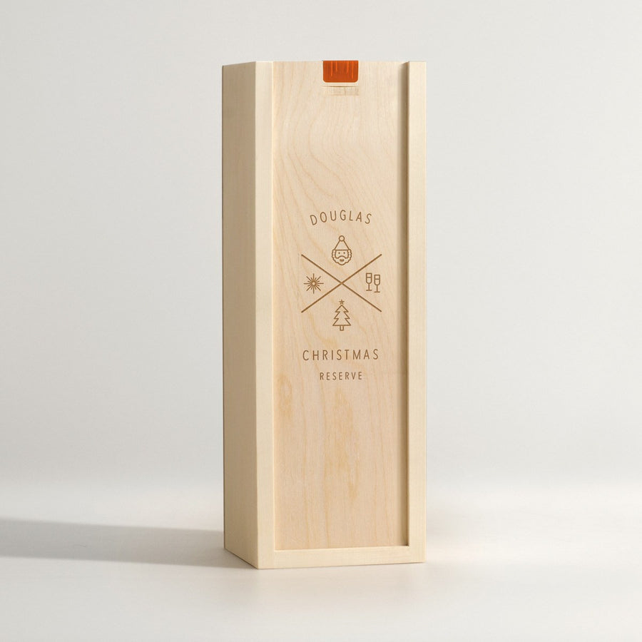 Christmas Reserve - Wine Box - Main Image