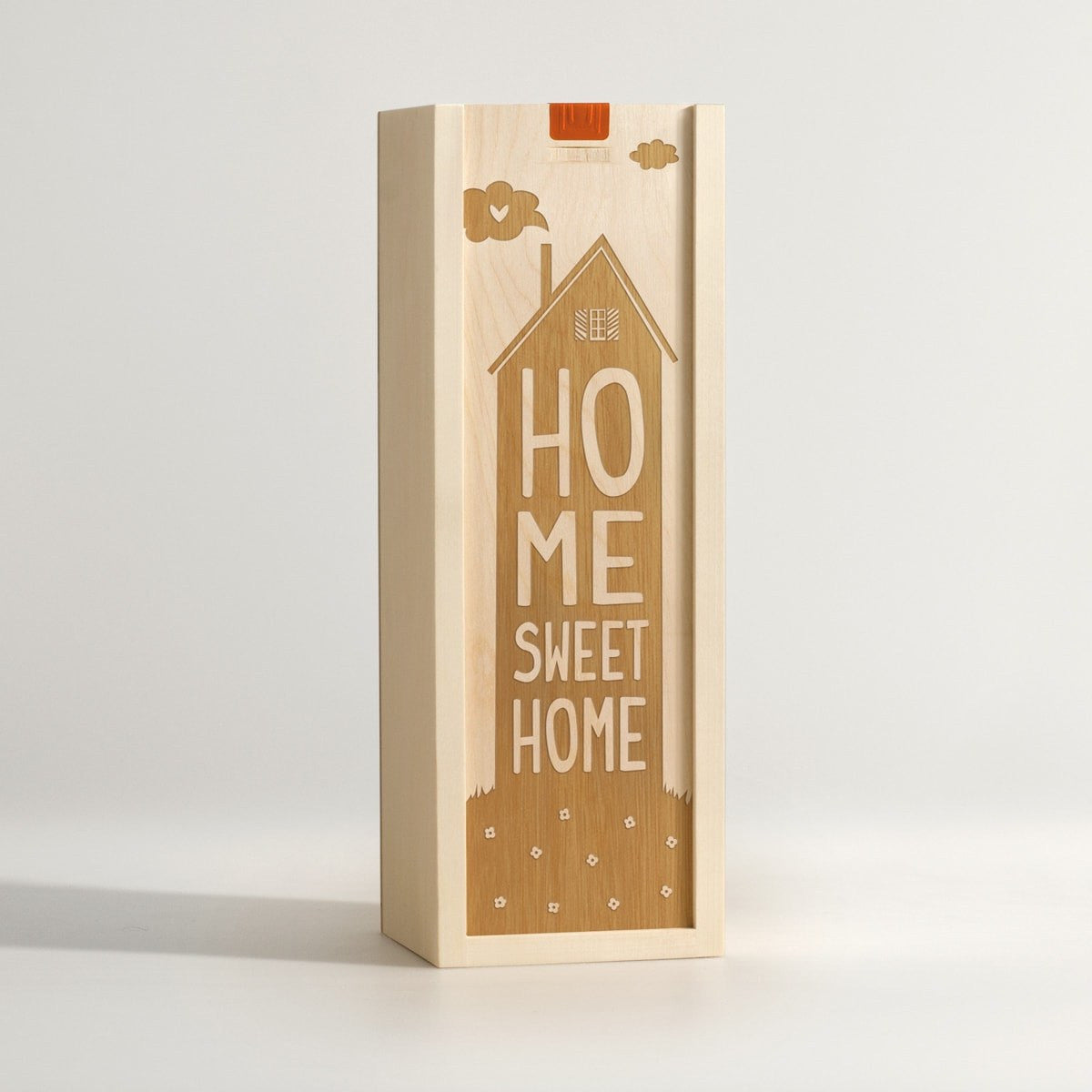 Home Sweet House - Wine Box - Main Image