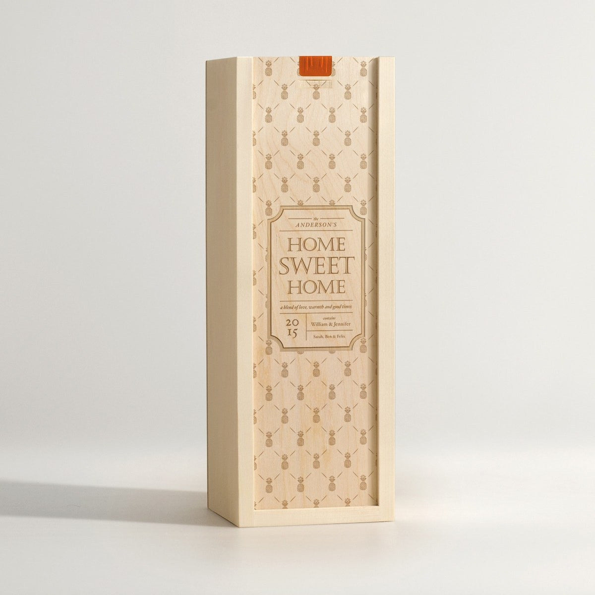 Home Sweet Home Royale - Wine Box - Main Image