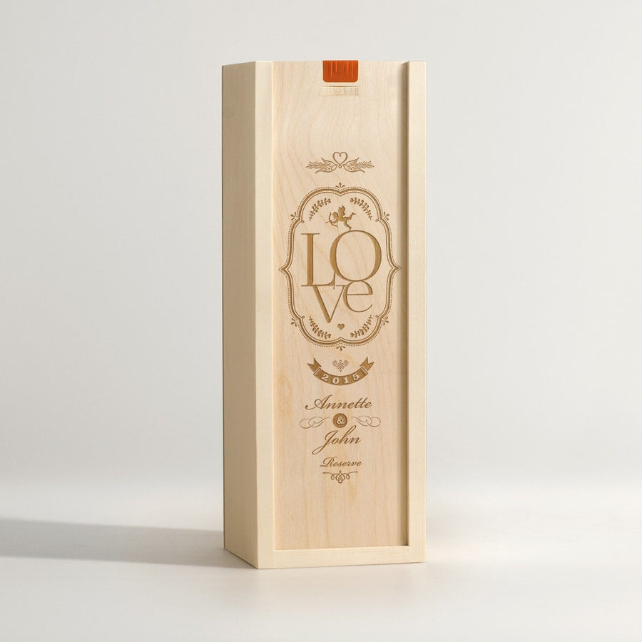 Love Reserve - Wine Box - Main Image