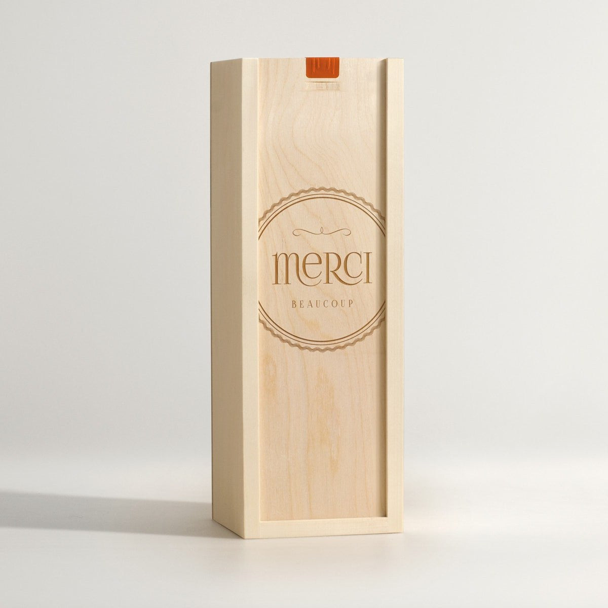 Merci Beaucoup - Wine Box - Main Image